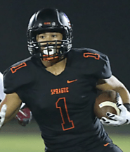 Noah Mellen (Sprague) Jr. RB 5-11 195