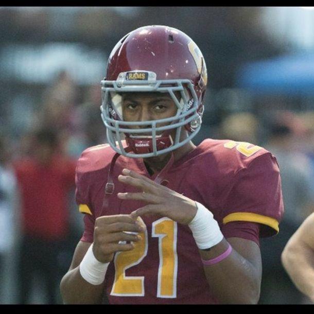 Miles Jackson 6-0 180 CB/RB Central Catholic