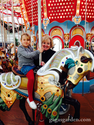 Carousels and Little Girls