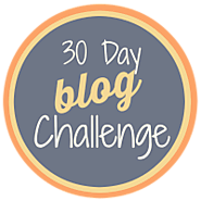 30 Day Blog Challenge Review | Hot Lunch Tray