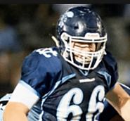 Zackary Gieg (Valley Christian) 6-1, 275