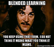 Tech Integration vs. Blended Learning | Hot Lunch Tray