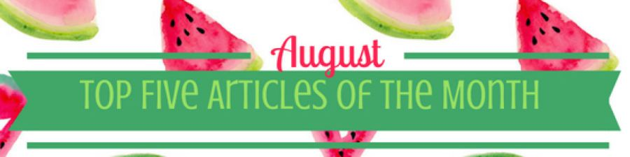 Headline for Top five articles of the month on termcoord.eu - August 2018