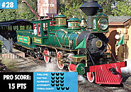 28. WALT DISNEY WORLD RAILROAD