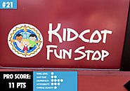 21. Kidcot Fun Stops