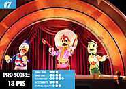 7. Gran Fiesta Tour Starring The Three Caballeros