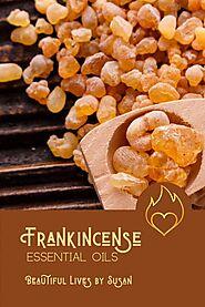 Frankincense Essential Oil ·