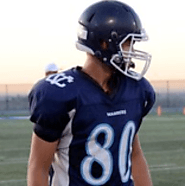 TE/DE Sam Roush (Valley Christian) 6-5, 225