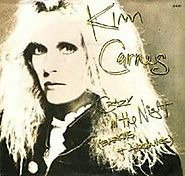 "38. ""Crazy in the Night (Barking at Airplanes)"" - Kim Carnes (1985)"