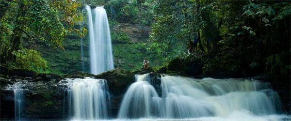 Headline for Top 10 Waterfalls of Sabah