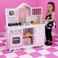 Kidkraft Modern Country Kitchen 53222 What Kind Of Paint For Cabinets - Barnkök Litenleker.se