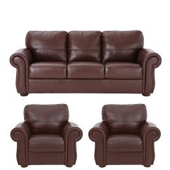 Tuscany 3 Seater Leather Sofa Bed Bugs In My Littlewoods Cassina Italian Plus 2