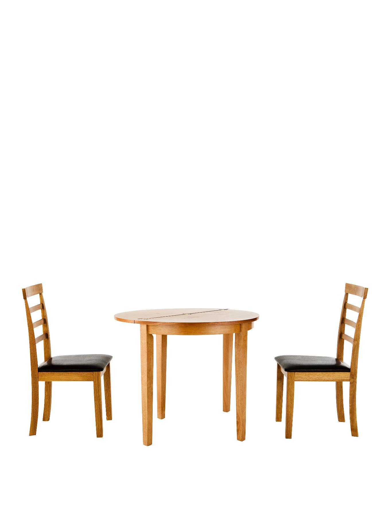 drop leaf table and chairs argos walnut dining room dress womens clothing circular sets