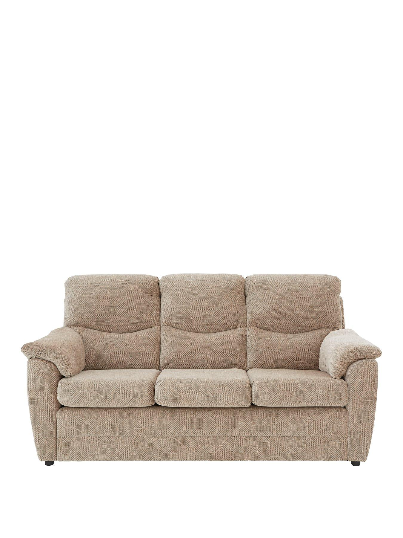 dalton sofa bed best brands usa 3 seater fabric littlewoods com