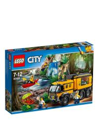 LEGO City 60160 Jungle Explorers Jungle Mobile Lab ...