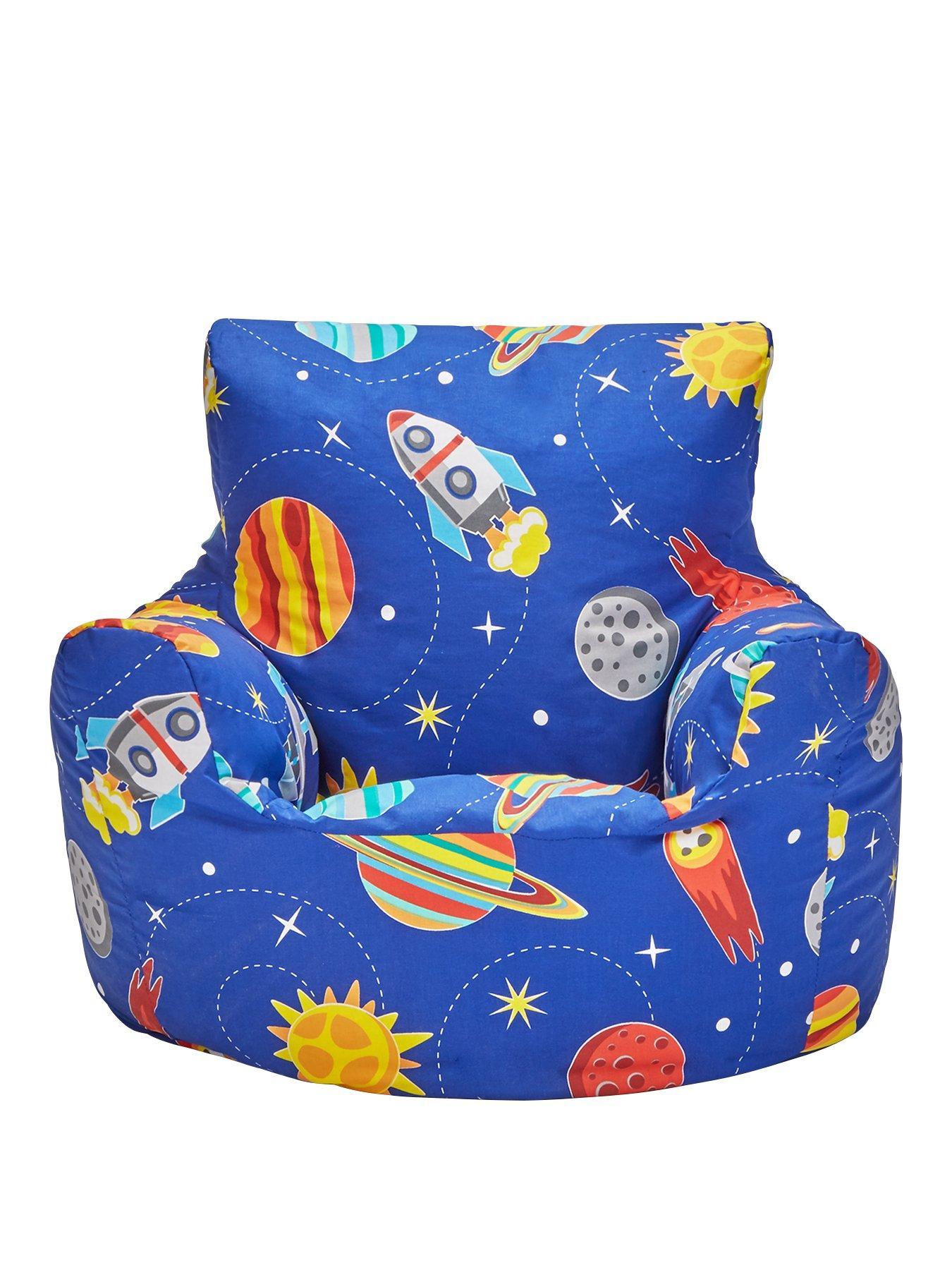 Trolls Bean Bag Chair : trolls, chair, Cotton, Multi-Colour, Trolls