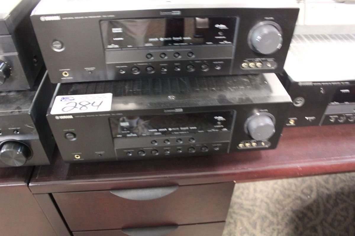 YAMAHA RX V563 NATURAL SOUND AV RECEIVER Able Auctions