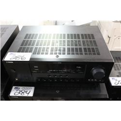 YAMAHA RX V463 NATURAL SOUND AV RECEIVER