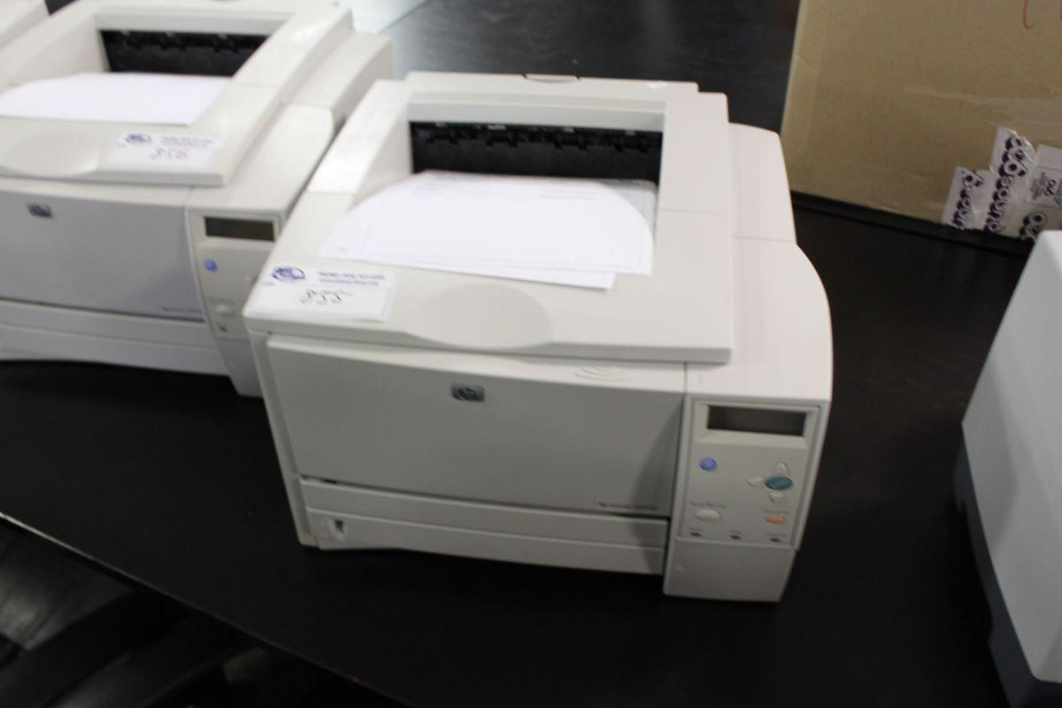 HP LASERJET 2300 DTN NETWORK LASER PRINTER Able Auctions