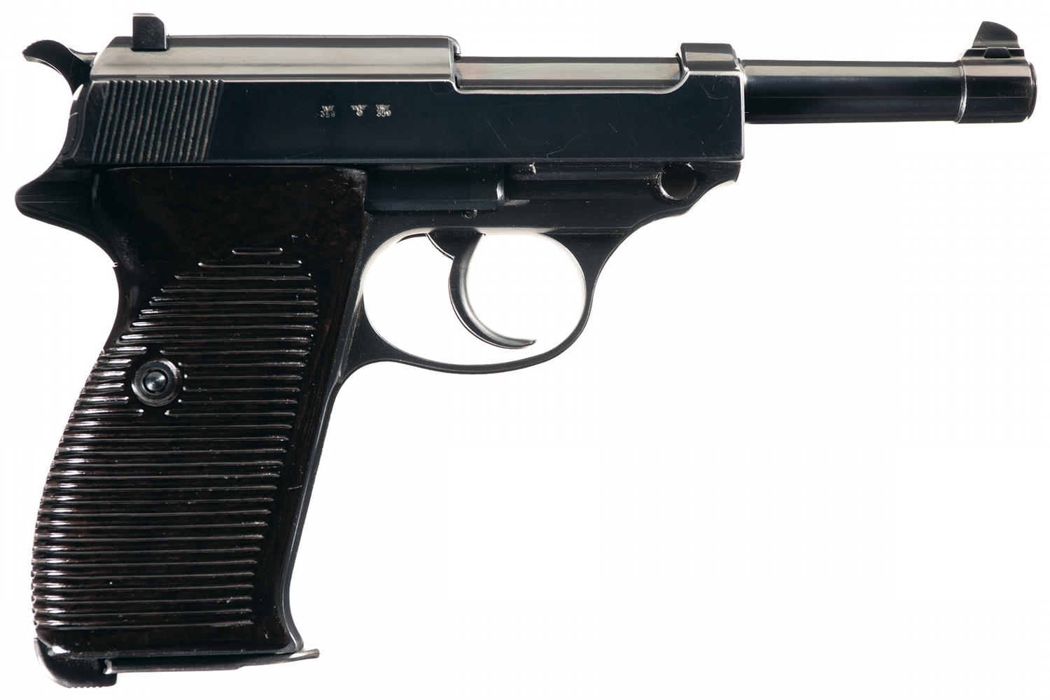 Rare And Exceptional Walther 480 Code P38 Semi-automatic
