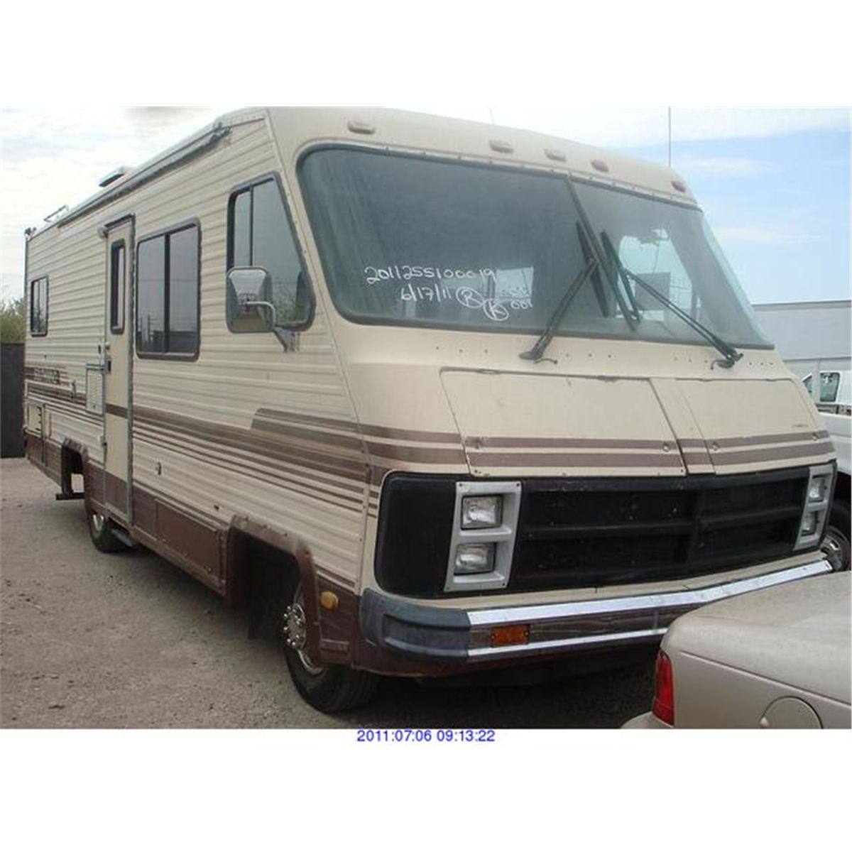 1985 Rv - Year of Clean Water