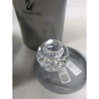 Swarovski crystal #A7600 candle holder