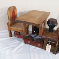 Desk Chair Made Office Lumbar Train And Vintage Handcrafted In The Early