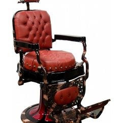 Old School Barber Chair Sewing Patterns For Cushions Restored Quotkoch Quot Round Seat