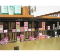 Salon Hair Color Tube Storage Rack Of 22 Model Hair Color ...