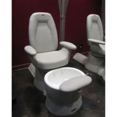 Spa Pedicure Chair Chippendale Dining Belvedere Whirlpool Model 101907 1242