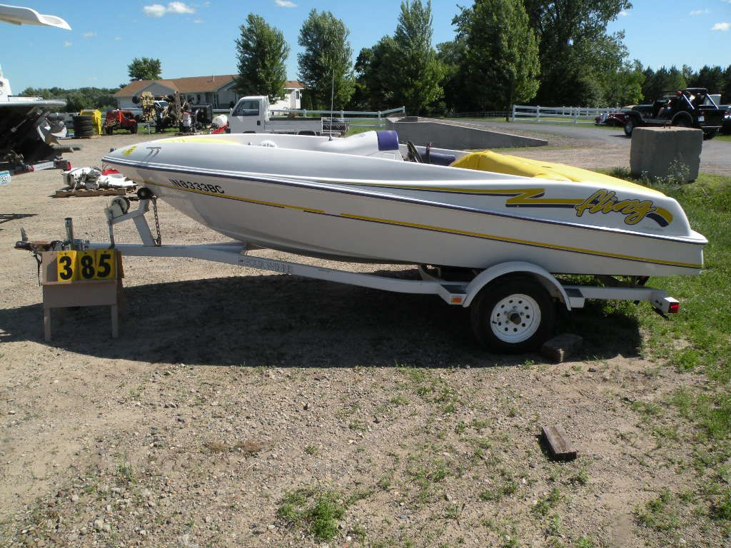 small resolution of  image 2 1994 four winns fling 115hp turbo jet w trailer 4wnmr715d494