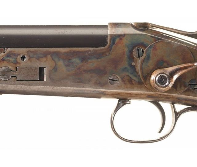 Image 2 Exceptional Remington Model No 9 Rider Single Barrel Shotgun
