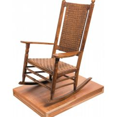 Kennedy Rocking Chair Patio Dining Chairs Documented President John F 39s As