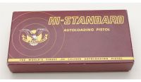 High Standard 106 Military Supermatic Trophy, #1888166 ...