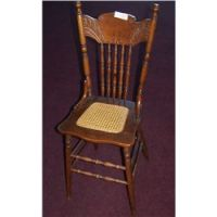 ANTIQUE YOUTH CHAIR