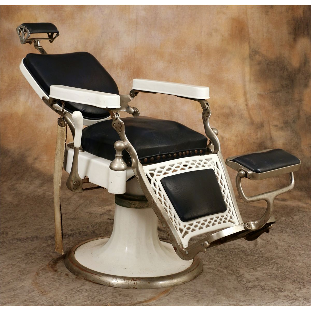 Vintage Emil J Paidar Barber Chair  March in Montana