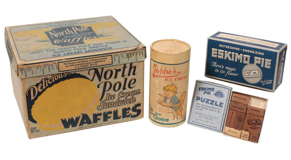hight resolution of image 1 soda fountain ice cream boxes puzzle 4 north pole