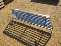 STAINLESS STEEL HEADACHE RACK FOR PICKUP TRUCK