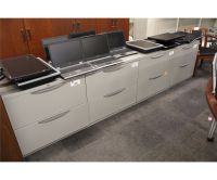 GRAY HAWORTH 2 DRAWER LATERAL FILE CABINET - Able Auctions