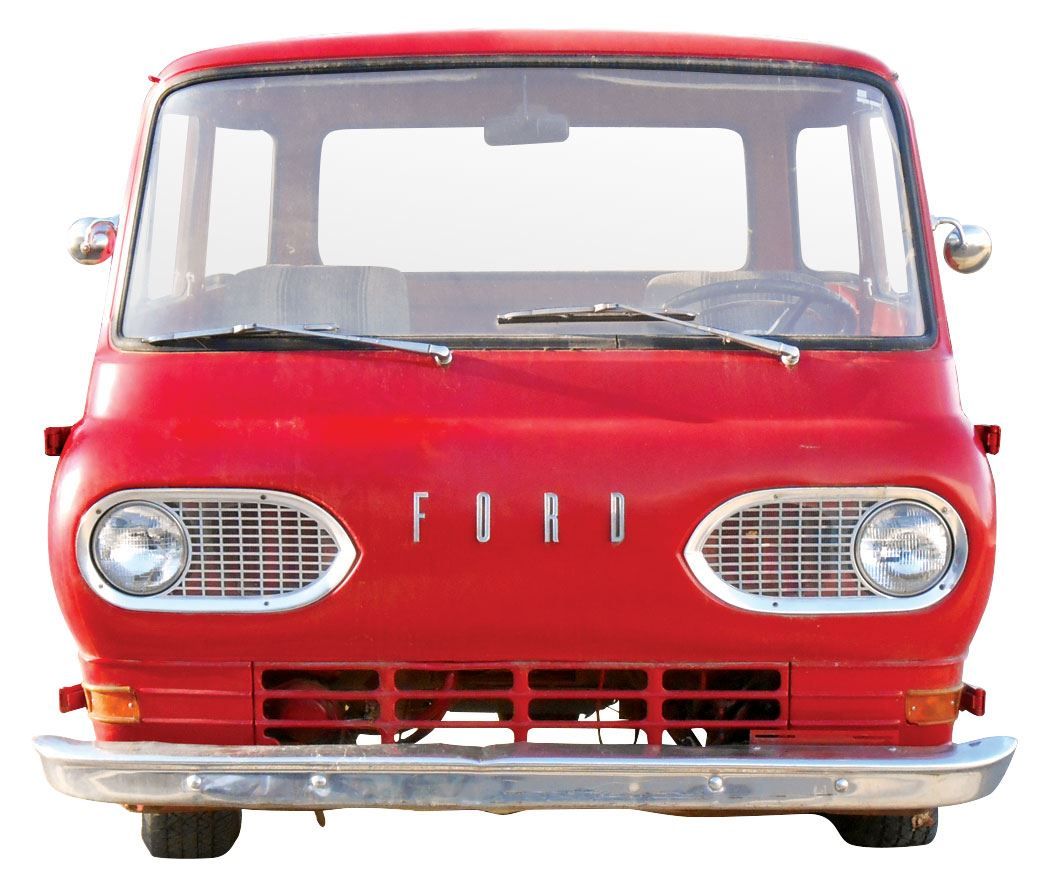 small resolution of  image 2 pick up 1962 ford econoline van pick up red