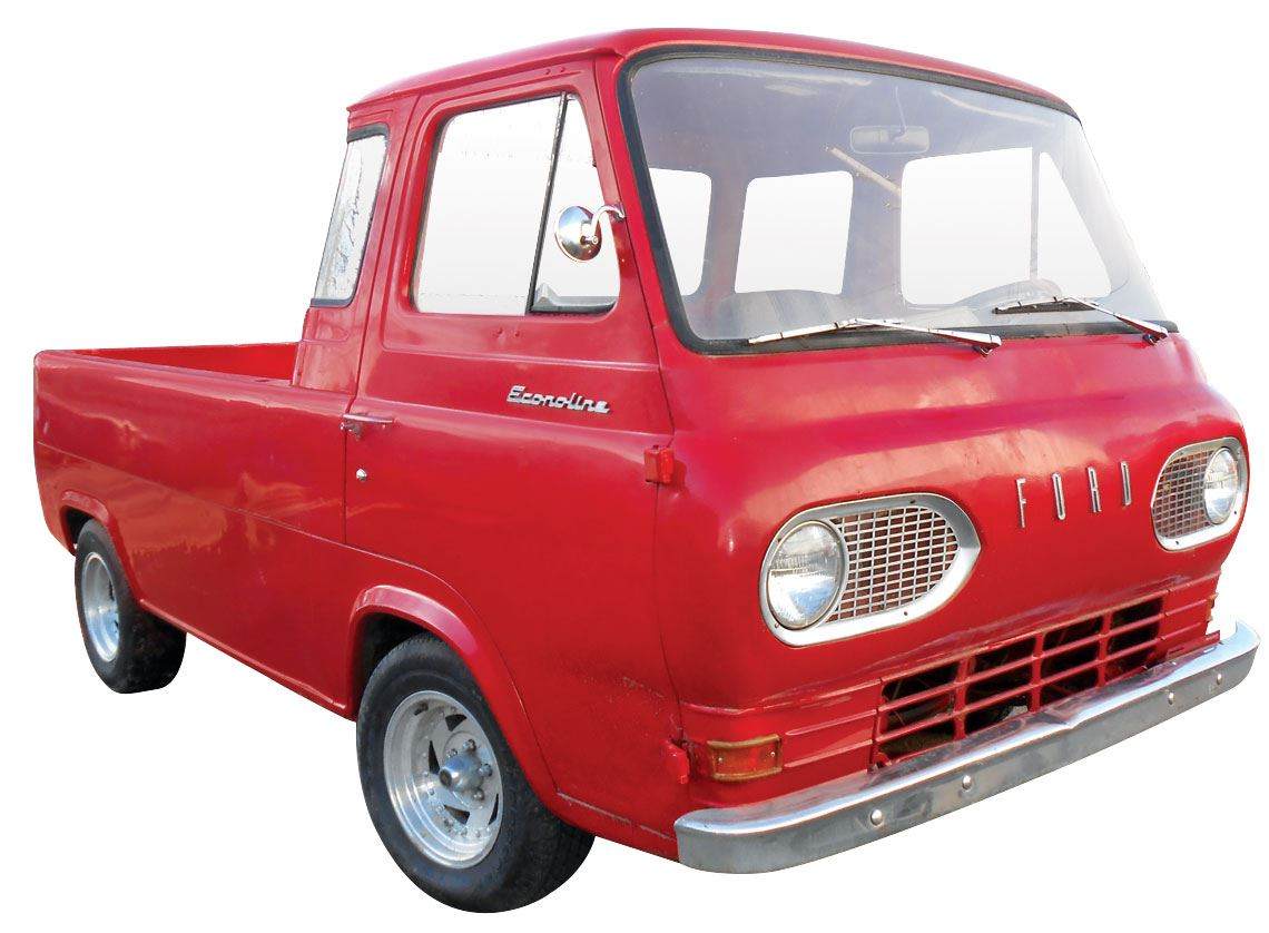 hight resolution of  image 5 pick up 1962 ford econoline van pick up red