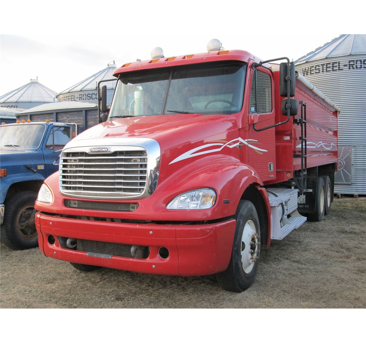 hight resolution of 2005 freightliner columbium a