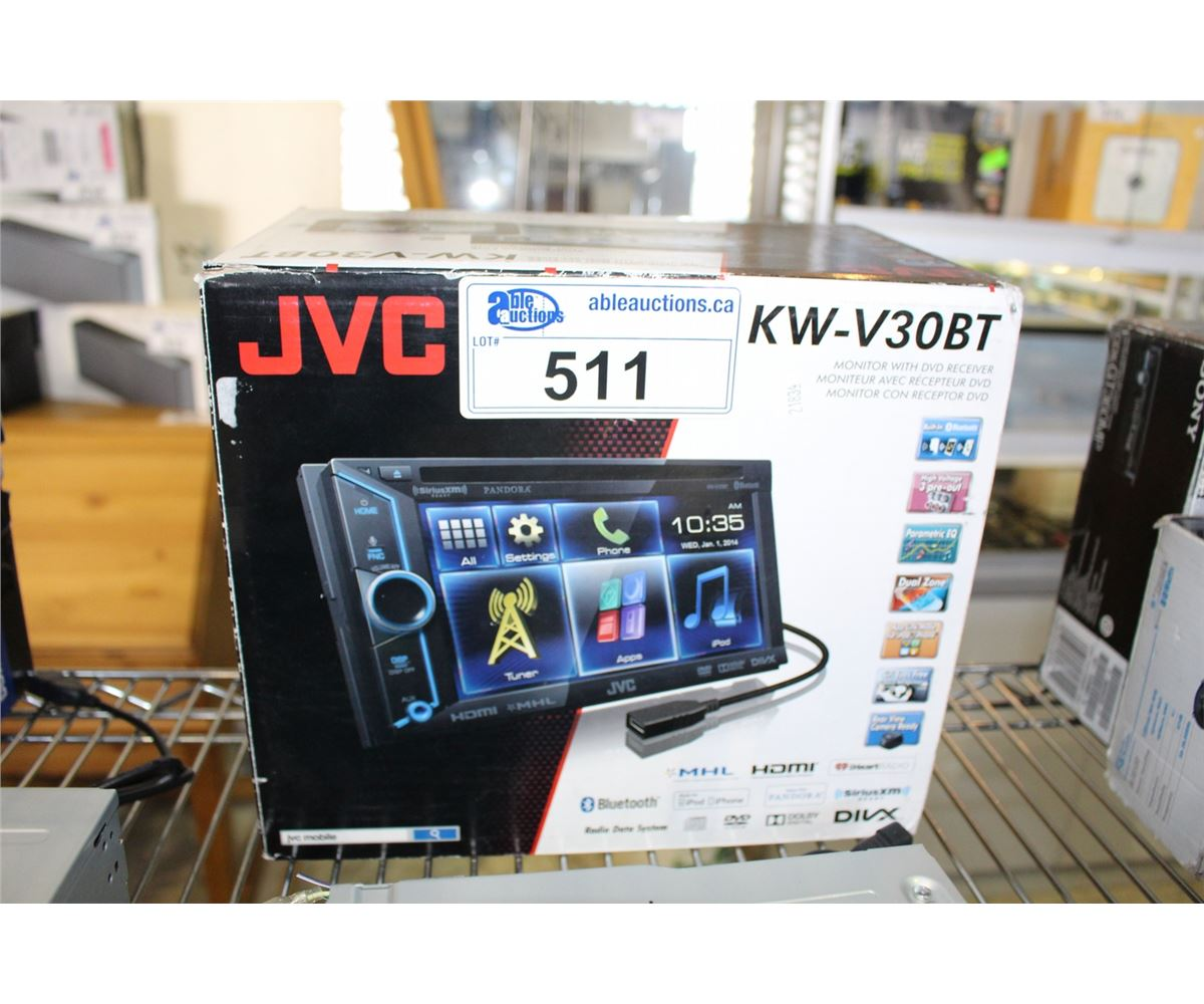 jvc radio update 2 ohm wiring diagram monitor with dvd receiver car stereo