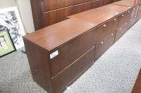 HAWORTH CHERRY 2 DRAWER LATERAL FILE CABINET - Able Auctions