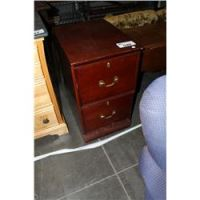 TWO DOOR FILING CABINET - Able Auctions