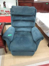 Upholstered lift chair - used