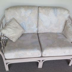 White Wicker Chairs And Table Rocker Chair With Speakers Rattan Loveseat W Side Oahu