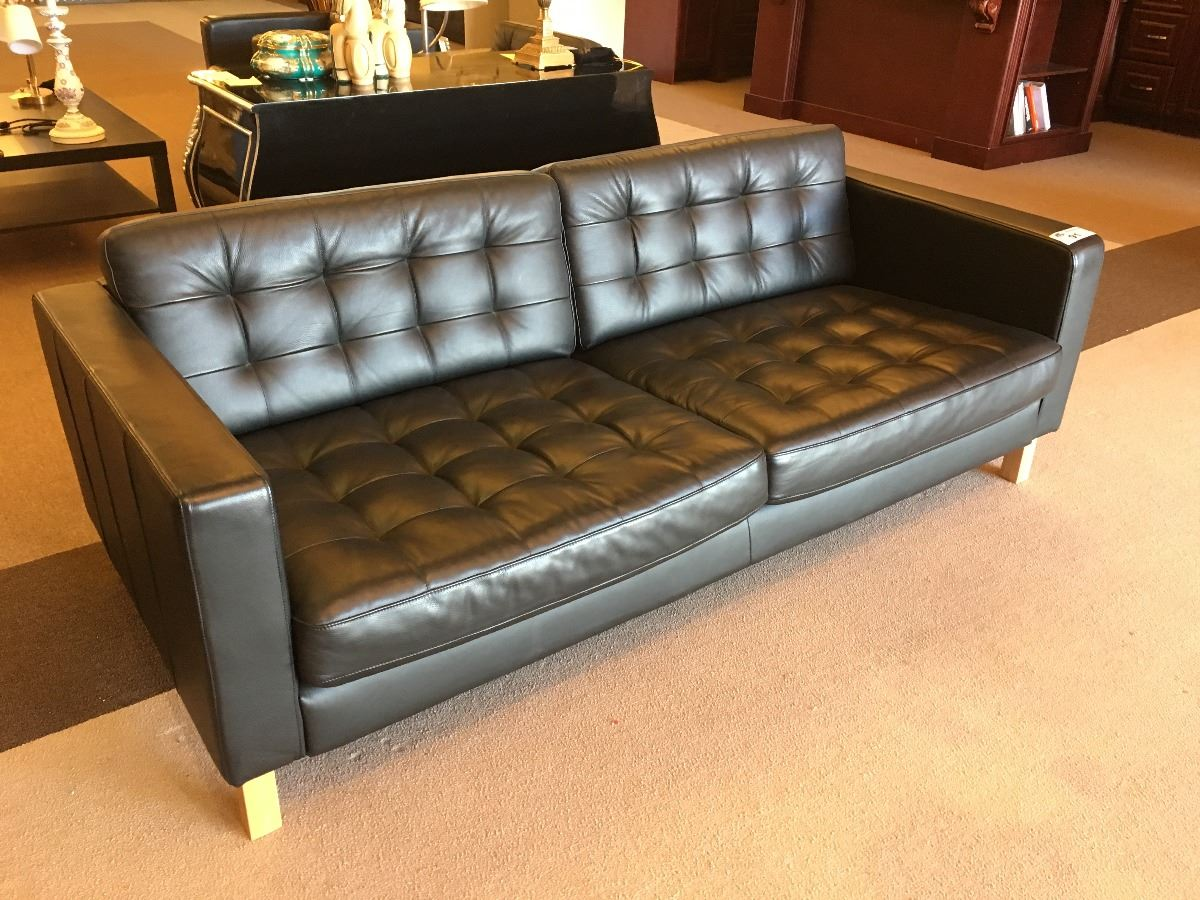 8 piece leather sectional sofa wooden divan designs 3 black set with couch matching arm