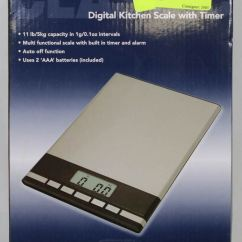 Taylor Kitchen Timer Moen Faucet Pull Out Digital Scale With Image 1