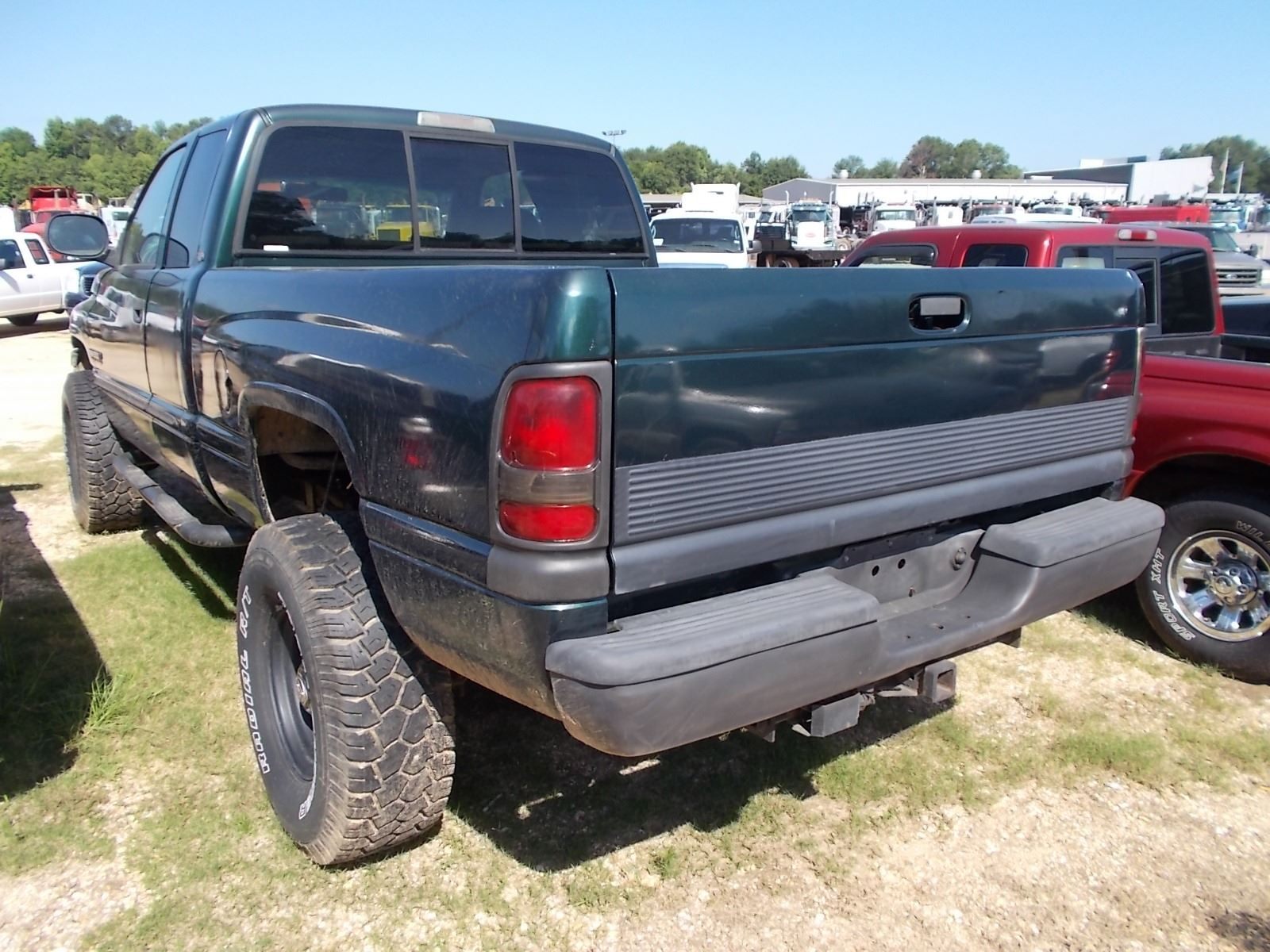 hight resolution of  image 5 2001 dodge ram 2500 pickup vin sn 3b7kf23621g710601 4x4
